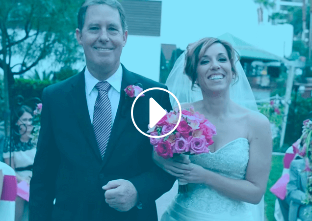 Flamingo Las Vegas - Video Wedding